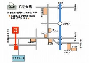 地図(藤原様邸)