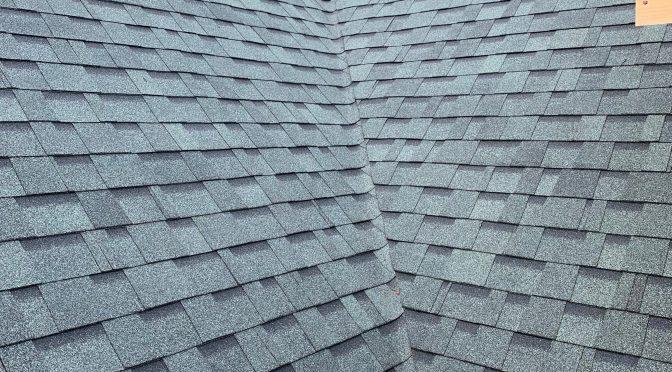 屋根工事終わりました!