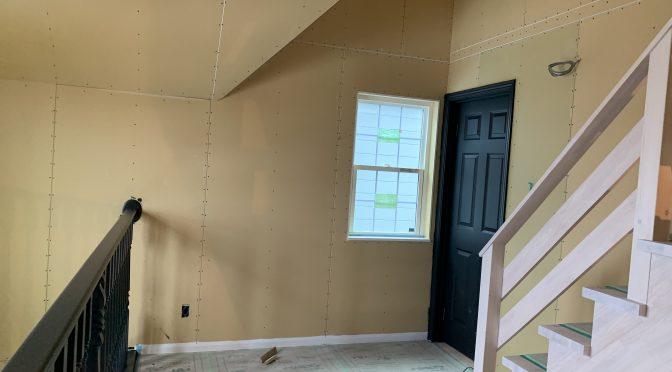 内部塗装工事終了!
