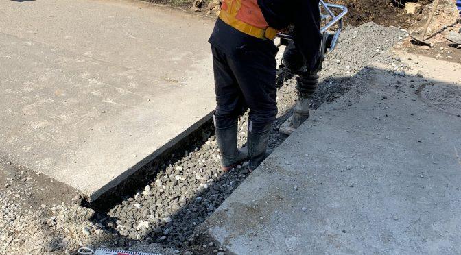 水道取り出し工事